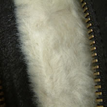 Fur Lining Inside Body