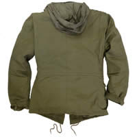 M65 Infantry Jacket in Green