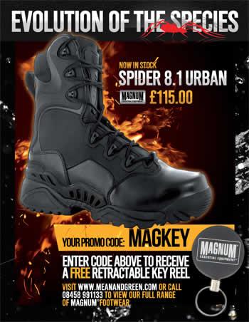 Magnum Spider Offer