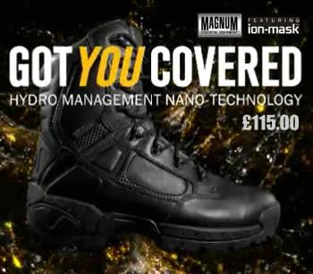 Magnum Stealth Force 8.0 WPi Boot