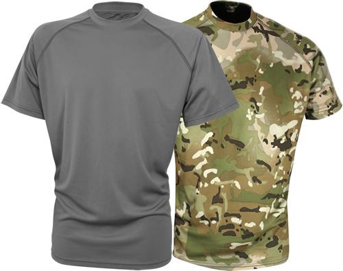 Mesh Tech T-Shirts