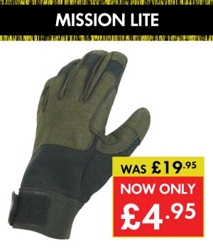 Mission Lite Gloves
