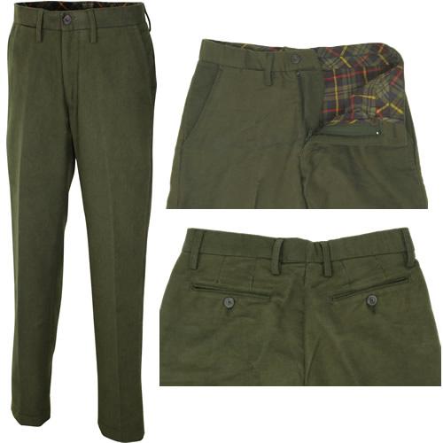 New Moleskin Trousers