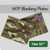MTP Blanking Plates