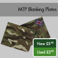 MTP Blanking Plates