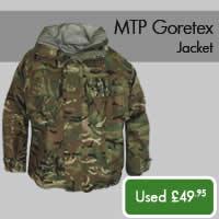 MTP Goretex Jacket