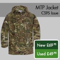 MTP Jacket CS95 Issue