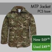 MTP Jacket PCS Issue