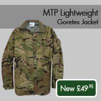 MTP Lightweight Goretex Jacket
