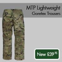 MTP Lightweight Goretex Trousers