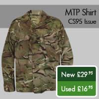 MTP Shirt CS95 Issue