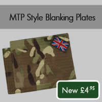 MTP Style Blanking Plates