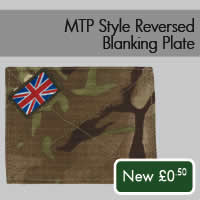 MTP Style Reversed Blanking Plates