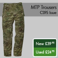 MTP Trousers CS95 Issue
