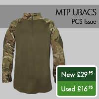 MTP UBACS Shirt PCS Issue