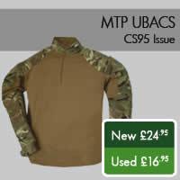 MTP UBACS Shirt CS95 Issue