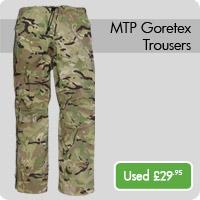 MTP Goretex Trousers