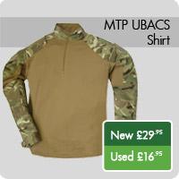 MTP UBACS Shirt