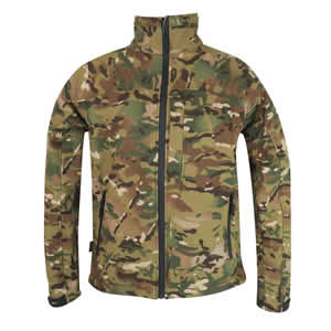 Multicam Soft Shell Jacket