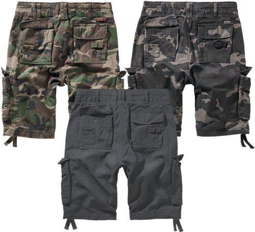 Airborne Vintage Shorts