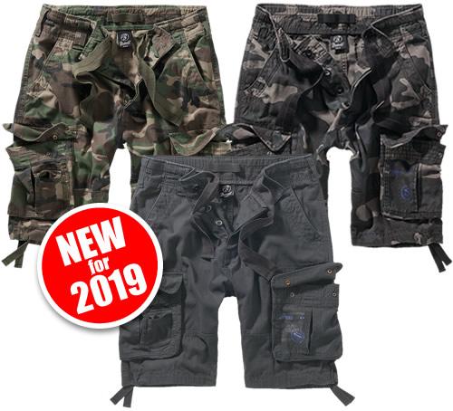 New Airborne Vintage Shorts