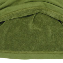 Norgi Top Cotton Towelling