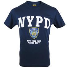 Printed NYPD T-Shirt
