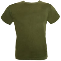 Plain Green T-Shirts