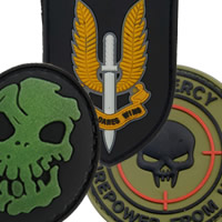 PVC Badges Sale