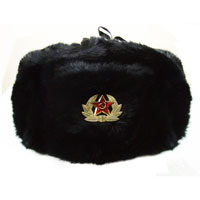 Rabbit Fur Cossack Hat