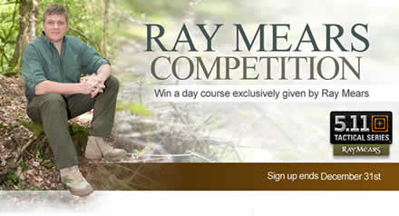Ray Mears competition