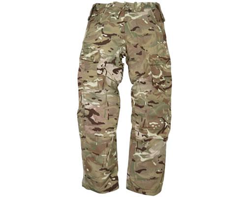 Ripstop Elite Combat Trousers