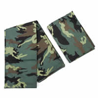 Camo Duvet Cover and Pillow Case