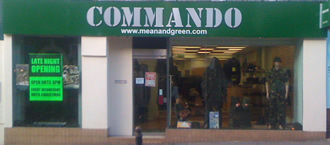 New shop in Wolverhampton
