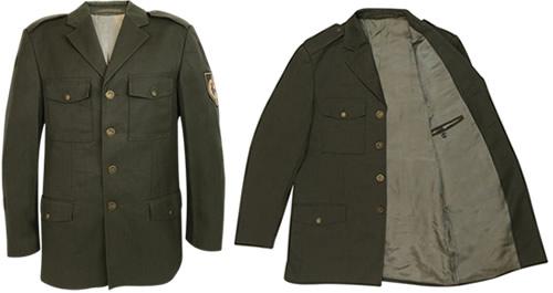 Slovakian Army Tunics