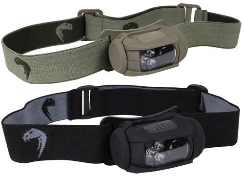 Special Ops Head Torches