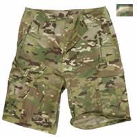 Multicam Combat Shorts