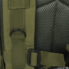 Tactical Mission Rucksack Rear
