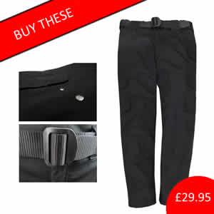 Teflon Trousers