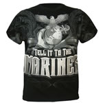 Vintage Tell it to the Marines T-Shirt