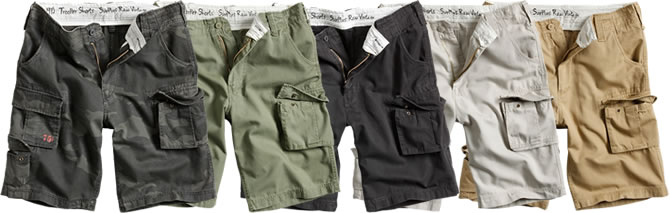 Trooper Shorts