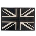 Union Jack Subdued Black