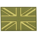 Union Jack Subdued Green