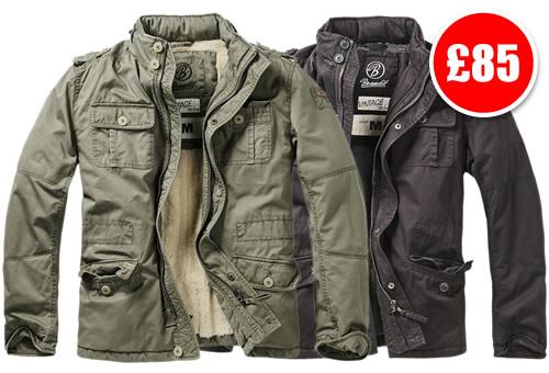 Vintage Winter M65 Jacket