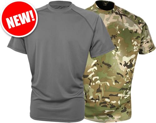Viper Mesh Tech T-Shirts