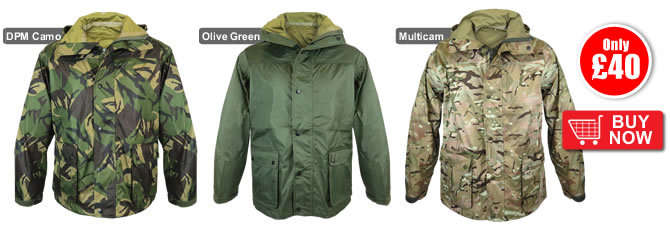 Waterproof Breathable Jackets