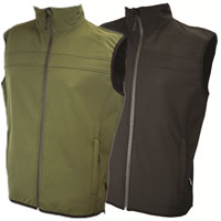 Waterproof Breathable Soft Shell Gilet