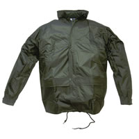 Waterproof Over-Jacket