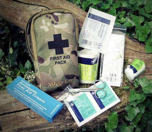Webtex First Aid Kit