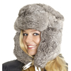 Acrylic Fur Cossack Hat without Badge
